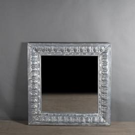 Miroir en Zinc Carré