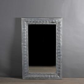 Zinc Rectangle Mirror